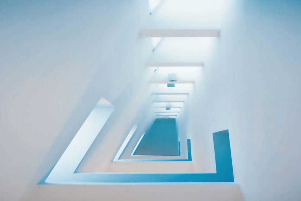 Archiktekturfotografie Aschaffenburg: Die Architekturfotografie benötigt einen reizvollen Blickwinkel. Architekturfotografie für Architekten, Baubranche und Städte und Kommunen.
