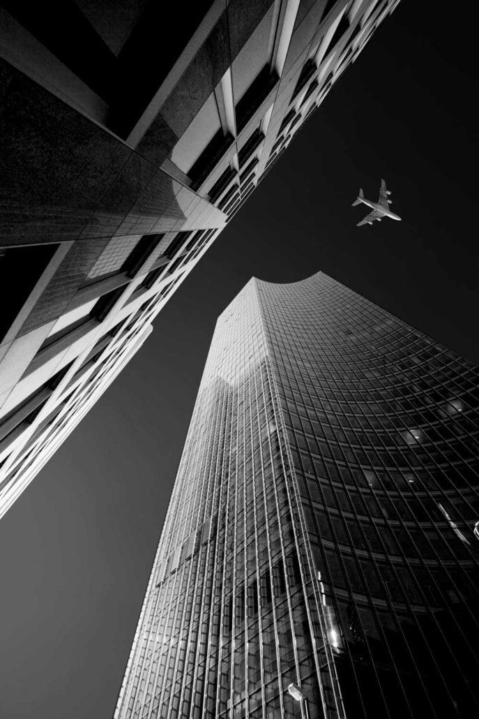 Architekturfotografie / Frankfurt