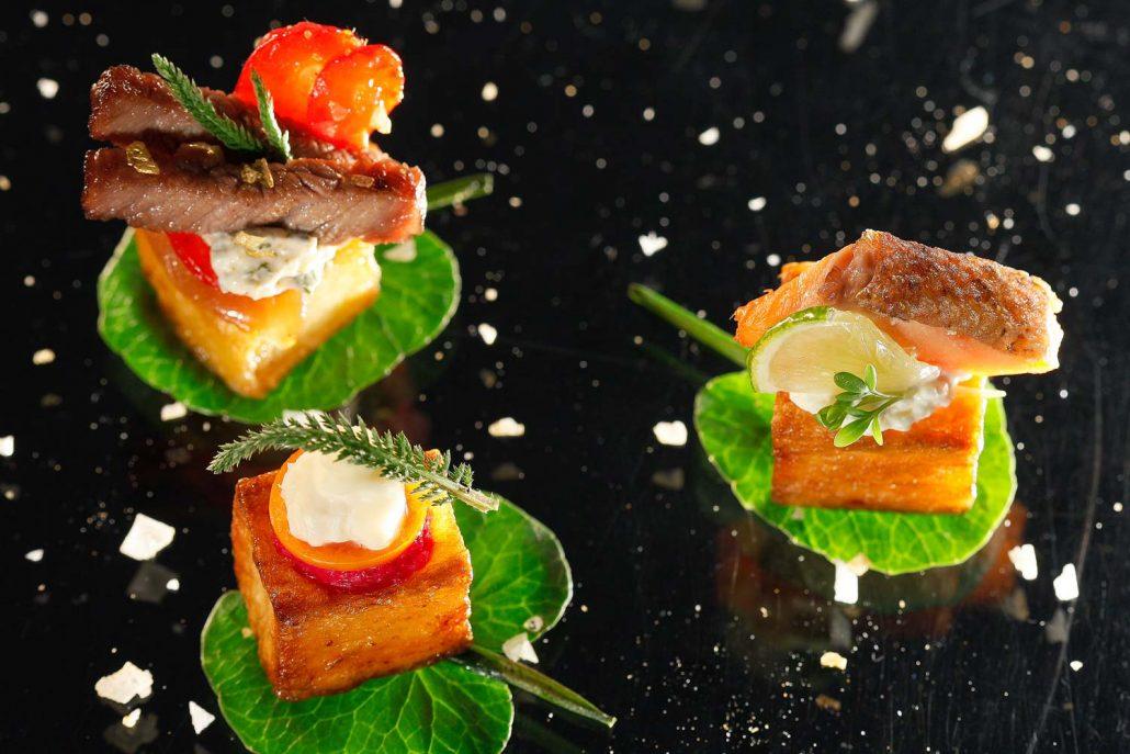 Food-Fotografie Aschaffenburg: Food and Beverage-Fotografie braucht jede Menge Erfahrung, Kreativität und öfter auch mal den Food-Stylisten, denn das Auge isst immer mit.