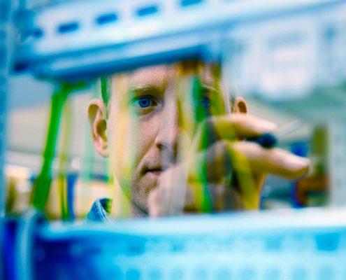 Industriefotografie Aschaffenburg: stimmungsvolle Industriefotos von Mensch und Technik und der Welt der Arbeit